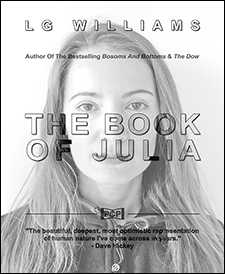 The Book Of Julia by LG Williams