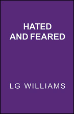 Hated and Feared by LG Williams