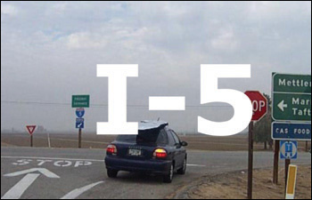 I-5 by LG Williams