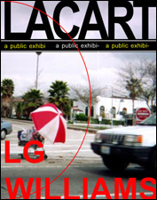 LA Cart: A Public Exhibition by LG Williams