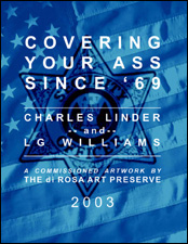 Covering Your Ass Since '69 by LG Williams