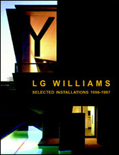 Selected Installations: 1985 - 87 by LG Williams